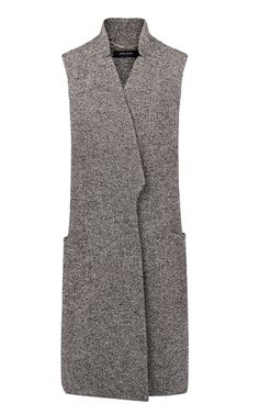 5 Layering Ideas New York Girls Swear By Karen Millen, Look 2017, Men's Waistcoat, Sleeveless Coat, New York Girls, Casual Outfits, Fashion Outfits, Long Vests, Jacket Style