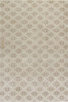4.3x7 Ft  Beige, Taupe, pastel terracotta color HANDMADE Turkish Oushak Rug c63 #RugSpecialistcom