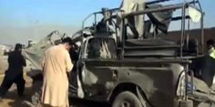 #Quetta: Blast kills 1 #FC soldier, injures 5 others