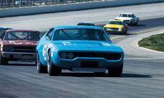 Nascar Cars, Nascar Racing, Auto Racing, Richard Petty, King Richard, Plymouth Satellite, Dodge Muscle Cars, Vintage Videos, Daytona 500
