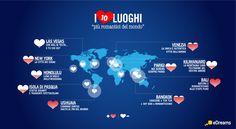 I 10 luoghi più romantici del mondo