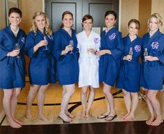 Personalized+Monogram+Waffle+Robes+Bridesmaids+&+by+shopmemento,+$36.00