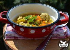 diabetes.hu • Zöldségleves húsgombóccal • Receptsarok Guacamole, Mexican, Ethnic Recipes, Diabetes, Food, Essen, Meals, Yemek, Mexicans