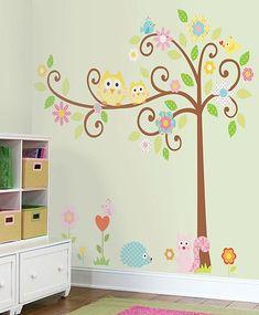 Corujas Algumas Ideias E Adesivos Kid Bedroomsgirl Roomswall Decorationsnursery