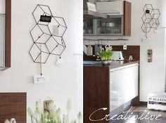 creativLIVE: DIY 3D Hexagon-Pinnwand