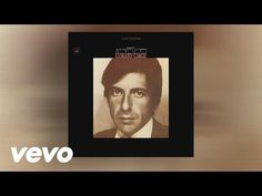 Leonard Cohen - So Long, Marianne (Audio) - YouTube