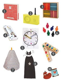 Best Christmas Gifts for 5 Year Olds | Mr Fox