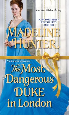 HEA unveils the cover of Madeline Hunter's first book in her new Decadent Dukes Society series, The Most Dangerous Duke in London, arriving May 30. (Madeline is also an HEA contributor!) About the …