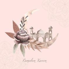 Ramadan Mubarak Wallpapers, Eid Mubarak Wallpaper, Ramadan Kareem Pictures, Ramadan Images, Ramadan Cards, Ramadan Greetings, Islamic Gifts, Islamic Art, Christmas Drawings For Kids