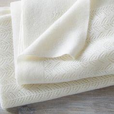baby Silk christening shawl Wrap Blanket Designer Little Darlings Blue /& Ivory