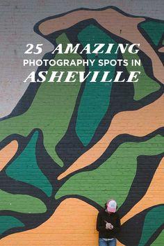 Best Instagram Spots in Asheville NC // http://localadventurer.com