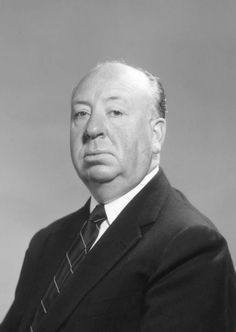 Alfred Hitchcock. Low contrast, hard light+soft fill, precision in dof, background separation.