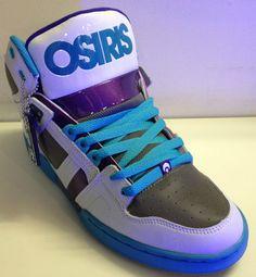 Osiris NYC 83 Hi top High tops shoes | eBay