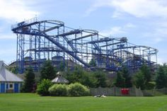 Wild mouse, Hershey Park, Pa