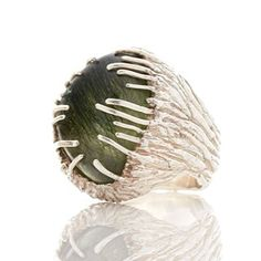 by vicky_forrester Bespoke Jewellery, Contemporary Jewellery, Stone Jewelry, Metal Jewelry, Jewelry Gifts, Jewelry Accessories, Quartz Ring, London Fashion, Jewelry Collection