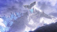 [MMD] Godzilla vs Slattern by MaeveSterling on DeviantArt Godzilla Suit, King Kong Vs Godzilla, All Godzilla Monsters, Godzilla Comics, Monster Art, Monster Hunter, Godzilla Franchise, Japanese Film, Creature Concept Art