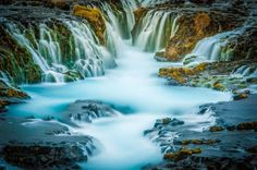Brúarfoss Photo by Kenneth McDowell — National Geographic Your Shot