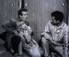 """Bill (Charles AIdman) tells Chris and Ruth what he thinks happened.  """"Little Girl Lost"""""""
