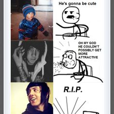 Cereal guy got it right<3 David Schmitt. What a cutie!