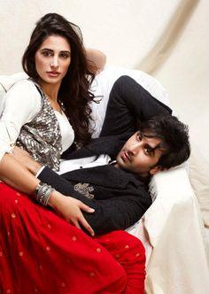 Nargis Fakhri & Ranbir Kapoor