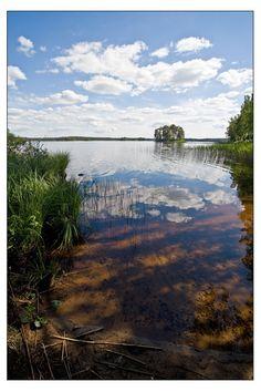Getnögard - Lake Asnen