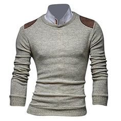 jeansian Herren Slim Fit Long Sleeves Casual Shirts Pullover Sweater 8895 Beige L [Apparel] Jeansian http://www.amazon.de/dp/B00W6YFKR6/ref=cm_sw_r_pi_dp_nTyOwb0R0ZKX4