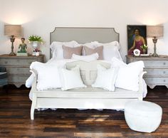 Paradise Valley Master Bedroom   REstyleSOURCE