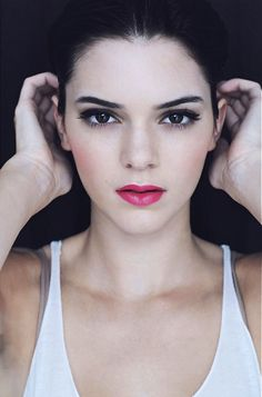 Kendall Jenner.                                                                                                                                                                                 More