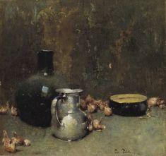 Emil Carlsen Still Life c.1918