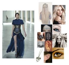"""""""Untitled #108"""" by novawolf on Polyvore featuring L'Oréal Paris and Rodarte"""
