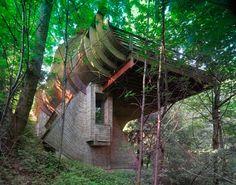 La maison organique, l'aboutissement ultime de l'éco-construction ?, Wilkinson-Residence par Robert Oshatz architect - Portland, Usa #construiretendance