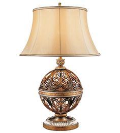 Minka-Lavery Aston Court 1 Light Table Lamp in Aston Court Bronze 12343-206 #lighting $70