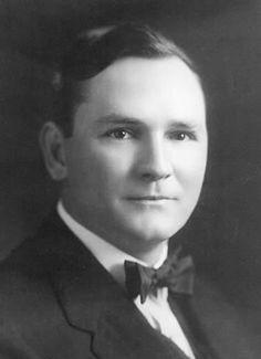 Bob Jones Sr.: Methodist Theologian and founder of Bob Jones University in Greenville, SC.