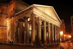 pantheon rome - Google Search