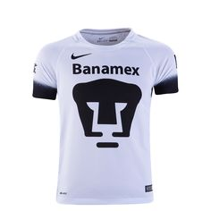 UNAM Pumas 15/16 Youth Third Soccer Jersey - WorldSoccershop.com | WORLDSOCCERSHOP.COM