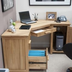 Corner Home Office Schreibtische
