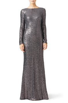 Rent Dara Gown by Badgley Mischka for $115 only at Rent the Runway.