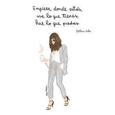 """2,174 Likes, 18 Comments - ✏️ Ana Marín (@itsanamarin) on Instagram: """"El otro día os conté por stories que yo me dedico a la ilustración a pesar de haber estudiado ADE y…"""""""
