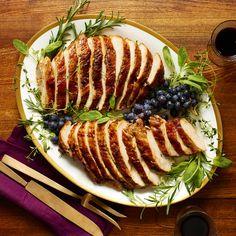 Butter-Roasted Turkey Breast