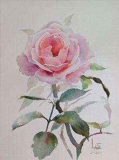 Мобильный LiveInternet Очаровательные Розовые Розы от La Fe. Уроки ... | Guranka - Дневник Guranka |