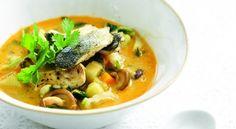 Aardappelcurry met zeebaars - Aardappel.be