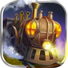 Build your crew, hop onto your train and start an Epic Adventure in a strategic RPG for iOS and Android! Do you have what it takes to become a legendary miner? https://www.facebook.com/mineheroesgame