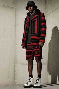 Alexander Wang Fall 2015 Menswear - Collection - Gallery - Style.com