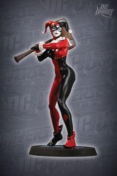 Kirin Hobby : DC Universe Online: Harley Quinn Statue by DC Direct 761941303697