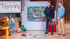 """Teppino aus """"Die Höhle der Löwen"""": Brauchen Vierjährige einen Spielteppich mit Tablet-App? - http://ift.tt/2chn37C"""