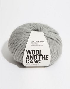 Crazy Sexy Wool- Rocky Grey