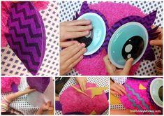 Mommy & Baby Pom Pals Owl Kit {Holiday Gift Idea}