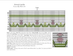 Emma's Lambs Smocking Plate - Click here for color photo http://creationsbymichie.blogspot.com/2012/02/emmas-lambs.html