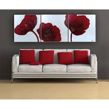 Αποτέλεσμα εικόνας για fleurs en peinture abstraite