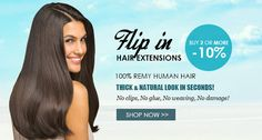 Hair Extensions, Clip In Hair Extensions, Weft Hair Extensions, Clip In Extensions, Up To 50% OFF - www.hairextensionbuy.com